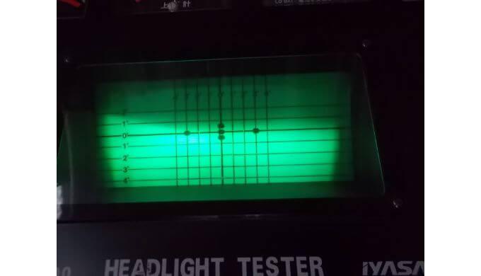 LEDバルブのカットライン