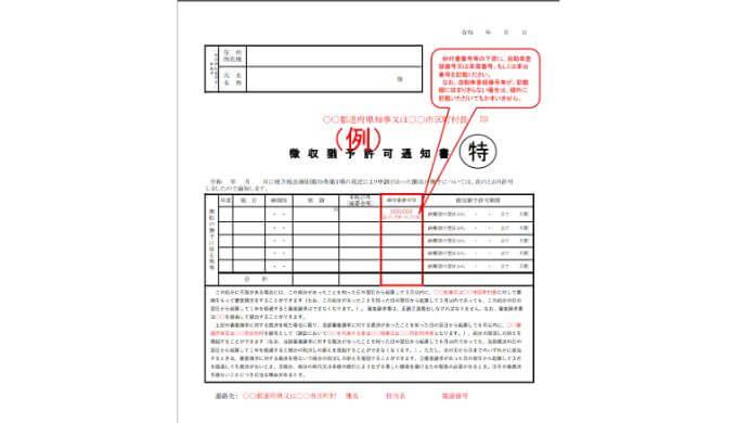 徴収猶予特例措置書類