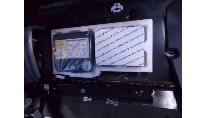 コンプレッサーと修理キット